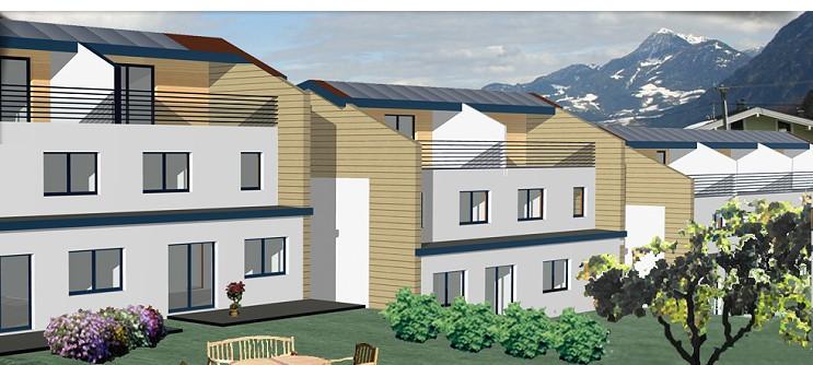 Schöner Wohnen Wohnbau GmbH | Häuser die anziehen |